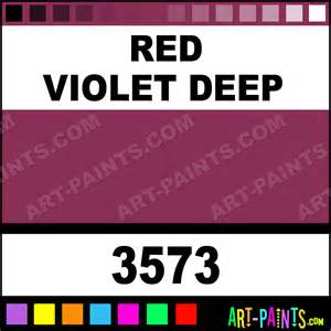 red violet deep matte metal and metallic paints 3573