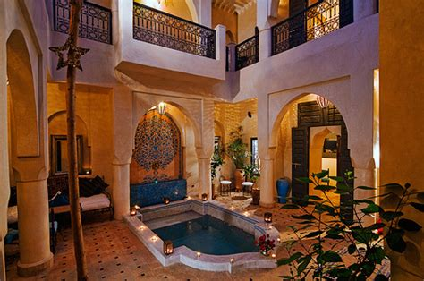 Houses With Courtyards In The Middle by Riad Papillon Beautiful Riad In Marrakech Best Riad