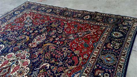 12 By 16 Area Rugs 12x16 Tabriz Handmade Carpet Rug Ebay