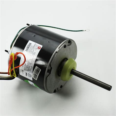 hvac condenser fan motor 1860pep hvac he condenser fan motor 1 4 hp 208 230 1 60