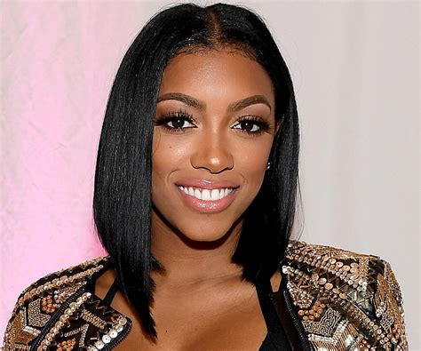 portia new line porsha williams stewart hairline porsha williams stewart