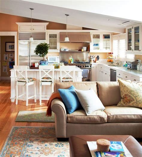 kitchen living space ideas kitchen living layout and living rooms on