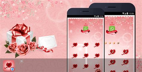 theme red rose download applock theme love roses android apps on google play