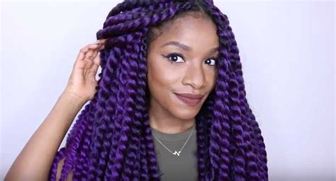 2 packs of braiding hairstyles 14 crochet braid styles and the hair they used un ruly