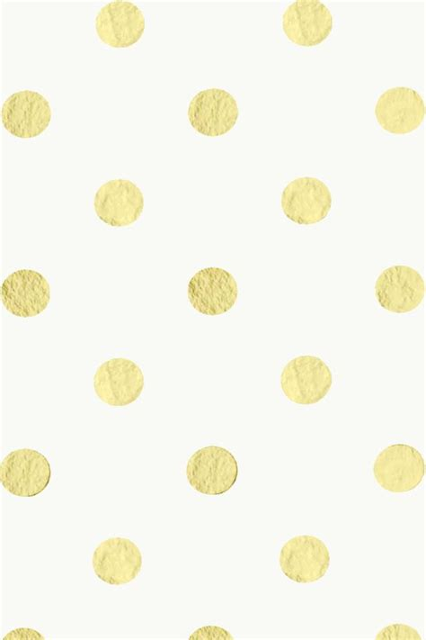 wallpaper with gold spots kate spade polka dot wallpaper www imgkid com the