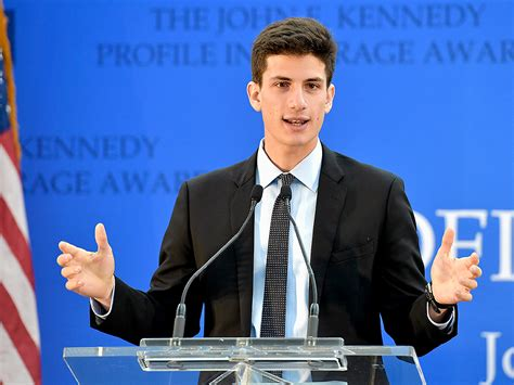 jfk grandson jack kennedy schlossberg how jfk s grandson stepped into