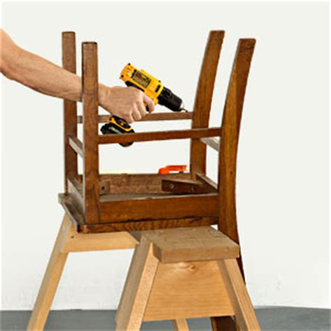 how to fix a recliner chair how to fix those pesky wobbly chairs