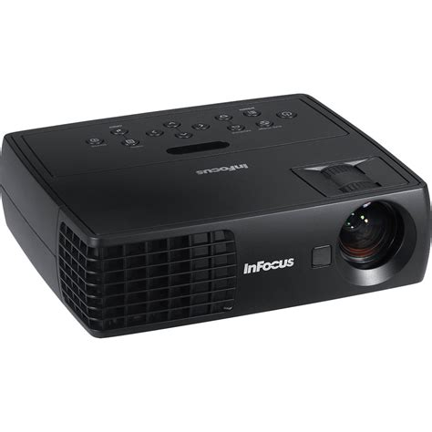 Proyektor In Fokus Infocus In1110a Xga Dlp Mobile Projector In1110a B H Photo