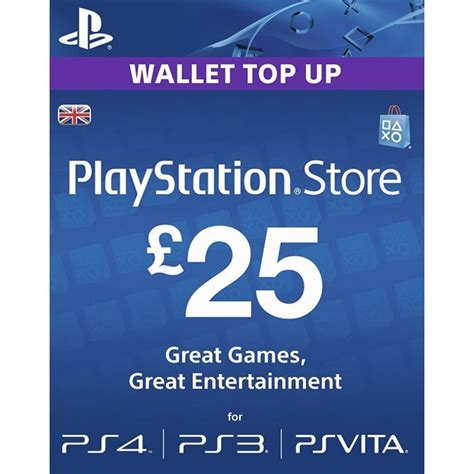 Playstation Network Gift Card Digital Download - psn card 25 gbp playstation network uk digital