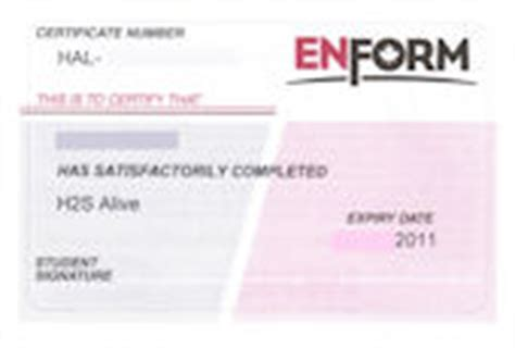 H2s Card Template by H2s Alive Industrial Safety And Workplace Aid
