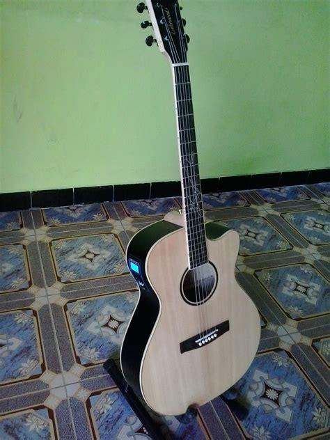 gitar akustik custom lakewood elektrik mapel gitar indonesia