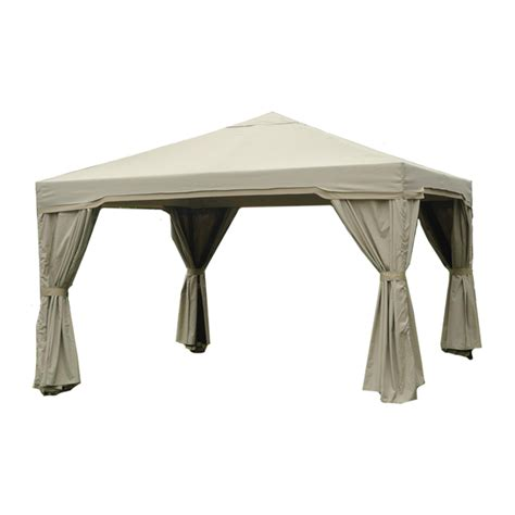 10x12 gazebo privacy curtain titre