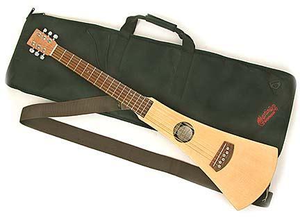 Backpack Kluge By Martin 2 In 1 martin backpacker gbpc 民謠吉他 baby吉他 附martin原廠吉他袋旅行用小吉他