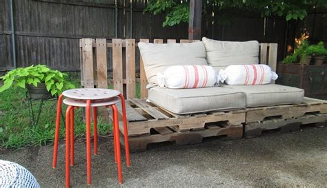 backyard furnishings diy pallet furniture ideas to improve your cozy home