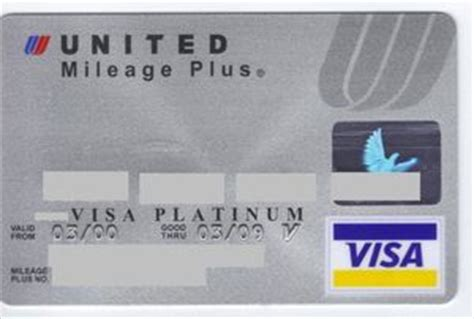 United Airlines Gift Card Exchange - bank card mileage plus united airlines bank boston argentina col ar vi 0042