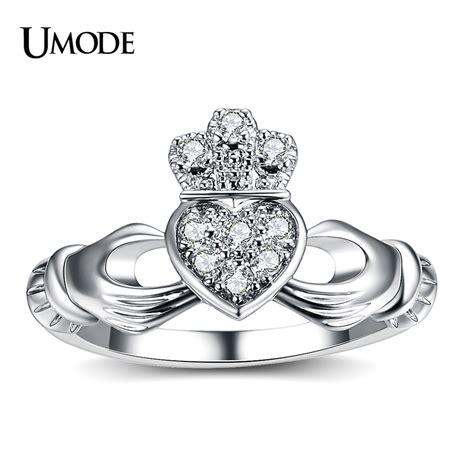 get cheap womens claddagh rings aliexpress