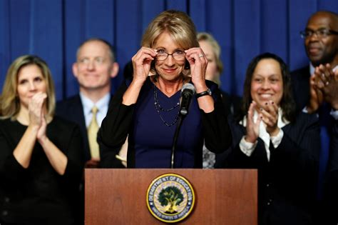 betsy devos business investments devos has invested millions into company claiming to treat