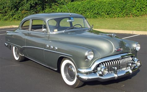 buick special 1952 buick special connors motorcar company