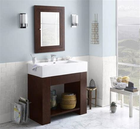 open bathroom vanities open bathroom vanities a sleek simple style for a modern
