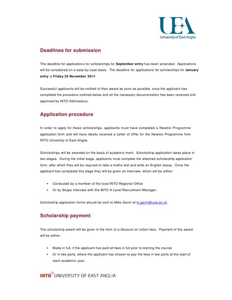 Scholarship Application Letter Sle Uk 12 Ways Not To Begin Your Hbs Introduce Yourself Essay Poets How To Write A College Paper