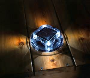 boat solar lights dock builders supply solar deck dock lights