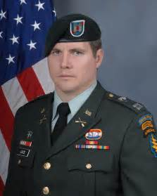 ronald g luce jr captain united states army