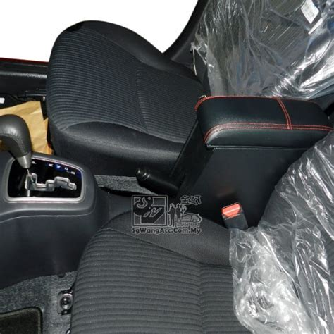 mitsubishi attrage black mitsubishi attrage year 2015 armrest with drink holder