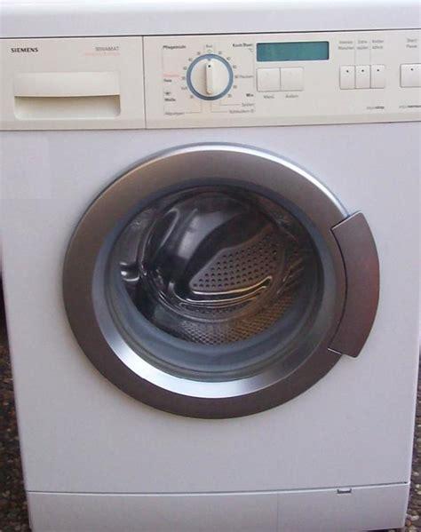 Siemens Extraklasse Waschmaschine by 6kg Waschmaschine Siemens Extraklasse Xl 161a Posot