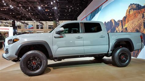 Toyota Tocama 2017 Toyota Tacoma Trd Pro Picture 666060 Truck Review
