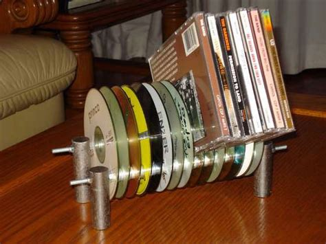diy cd storage 9 diy super exciting ideas to recycle old cds and dvds