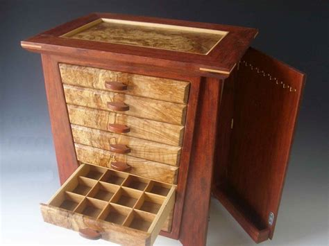 woodwork exotic wood jewelry boxes  plans