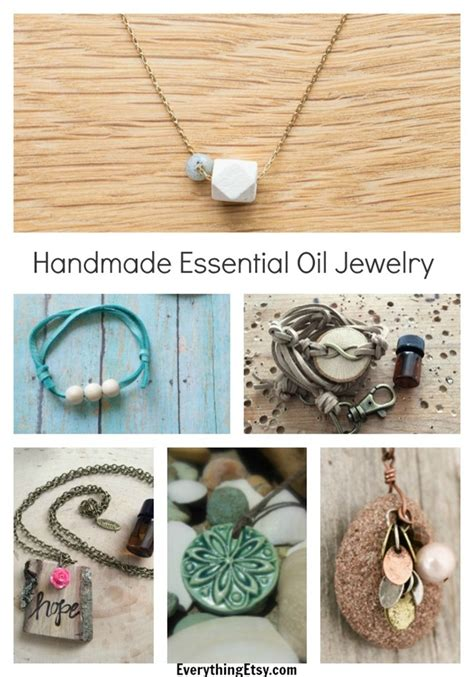 Handmade Gifts Etsy - handmade essential jewelry everything etsy bloglovin