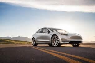 Images Of A Tesla Disrupting Demand Tesla Model 3 Deposits Surprised Even