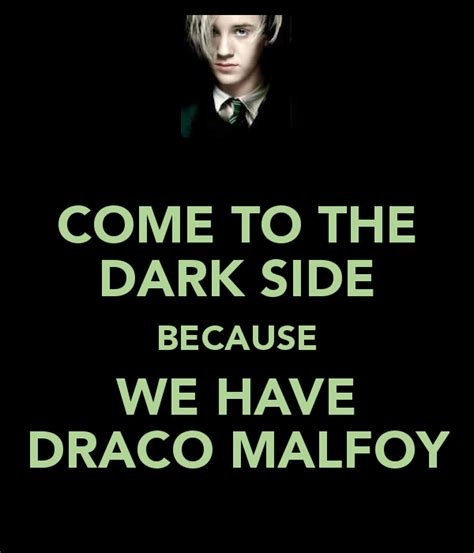 Come To The Side We Draco Malfoy Iphone All Semua Hp come to the side because we draco malfoy poster keep calm o matic