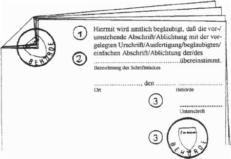 Testament Notariell Beglaubigen by Beglaubigung