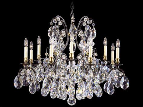 Schonbek Chandelier Schonbek Renaissance 13 Light 33 Wide Grand Chandelier