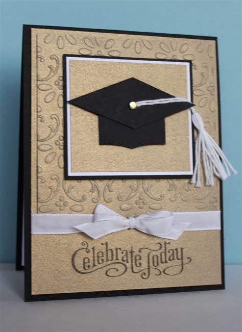 make a graduation card just julie b s stin space may 2012