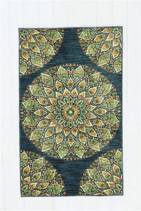 Outfitters Peacock Rug by Peacock Medallion Rug Outfitters House And