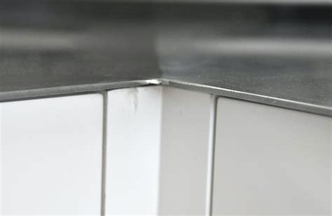 Stainless Steel Countertop Installation by Remodeling 101 Stainless Steel Countertops Essentialsinside