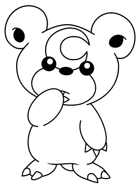 coloring pages of pokemon oshawott free coloring pages of pokemon pokemon oshawott