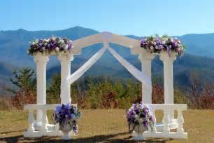 wedding arches columns wedding columns and event rentals