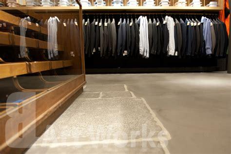 gietvloer geschikt voor badkamer gietvloeren in showrooms winkels en garages in uw huisstijl