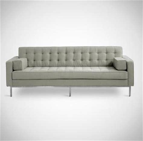 take this sofa today s take on the mid century modern sofa paperblog
