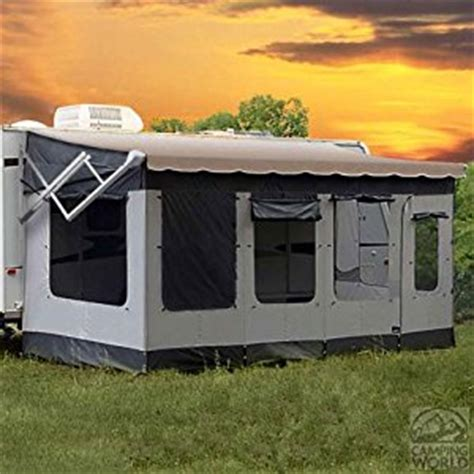 rv awning screen room rv awning screen room motorhome awning rv sun shade 12 and 13 amazon ca automotive