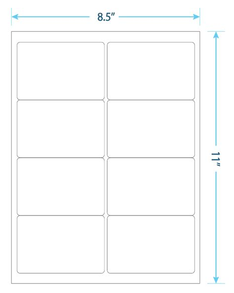 1 x 3 label template 4 x 2 5 label template 3 best and various templates