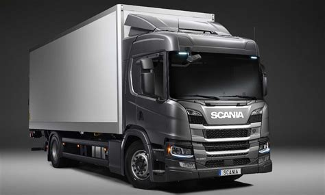 scania s new p series truck revealed commercial vehicle
