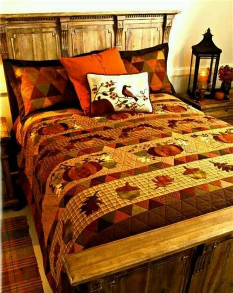 fall bedding fall bedding set home bedroom ideas pinterest