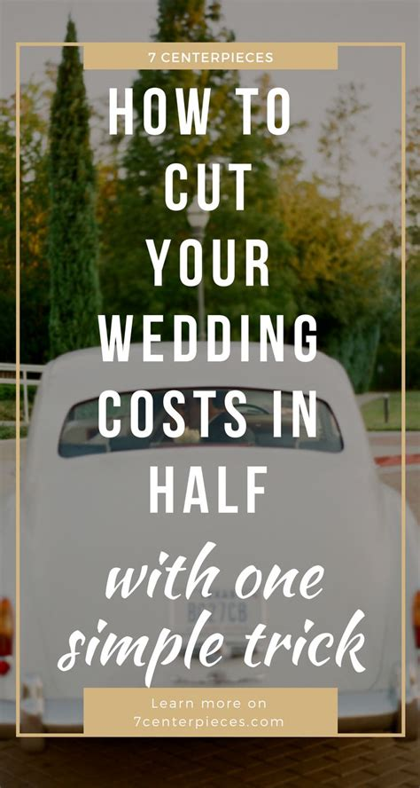 Save 50 At Pawniquely Yours by How To Save 50 On Your Wedding Costs With One Simple Hack