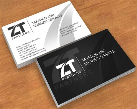 accounting business card templates business card exles free premium templates