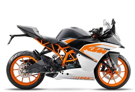 ktm rc 200 price in india ktm rc 200 price colours top speed mileage and